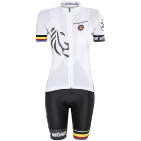 Bioracer Van Vlaanderen Pro Race Set Women white